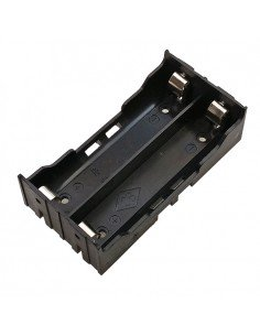 батарейный отсек на 2 аккумулятора 18650