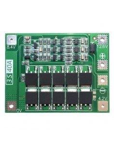 bms 3s контроллер